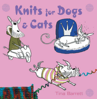 Knits for Dogs and Cats (Paperback)