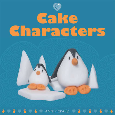 Cake Characters - Cozy (Paperback)