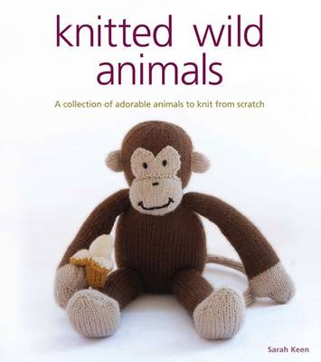 Knitted Wild Animals (Paperback)