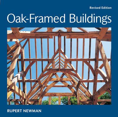Oak-Framed Buildings (Paperback)
