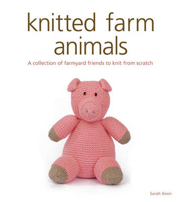 Knitted Farm Animals (Paperback)