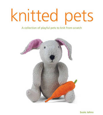 Knitted Pets (Paperback)