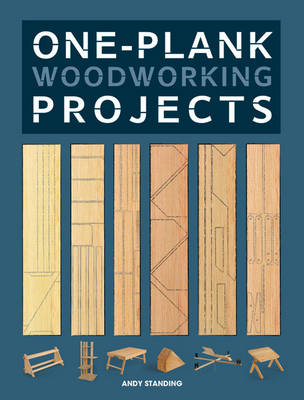 One-Plank Woodworking Projects (Paperback)