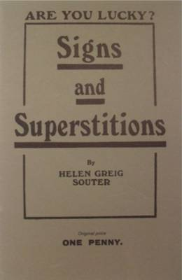 Signs and Superstitions (Paperback)