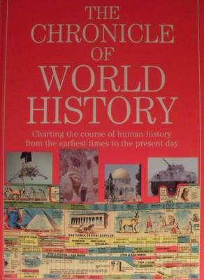 The Chronicle of World History (Paperback)