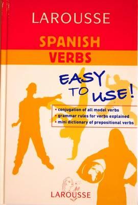 Larousse Spanish Verbs (Hardback)