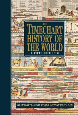 Timechart History of the World (Hardback)