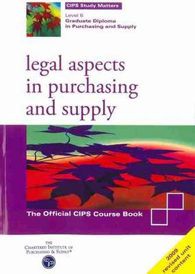 Legal Aspects in Purchasing and Supply (Paperback)