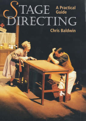 Stage Directing (Paperback)