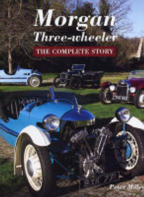 Morgan Three-wheelers (Hardback)