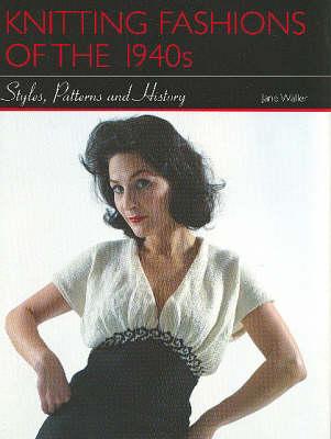 The 1940s Knitting Pattern Book (Hardback)