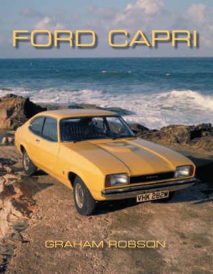 Ford Capri (Hardback)