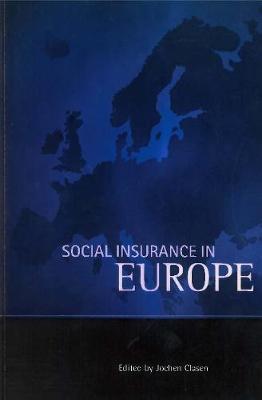 Social insurance in Europe (Paperback)