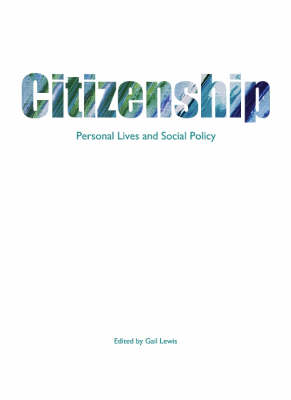 Citizenship: Personal lives and social policy - Personal Lives and Social Policy Series (Paperback)