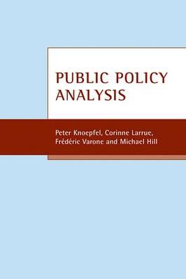 Public policy analysis (Hardback)
