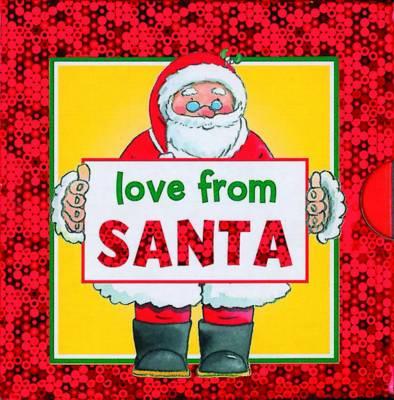 Love from Santa (Board book)