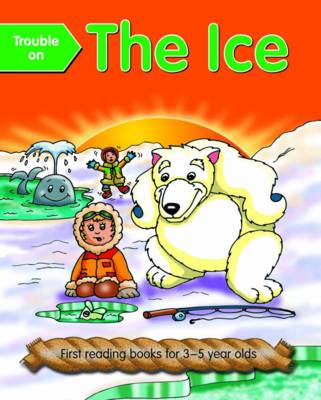 Trouble on the Ice (Hardback)