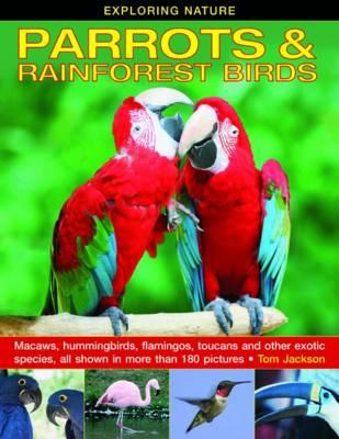 Exploring Nature: Parrots & Rainforest Birds (Hardback)