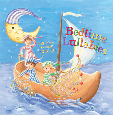 Bedtime Lullabies (Board book)
