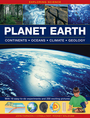 Exploring Science: Planet Earth Continents (Hardback)