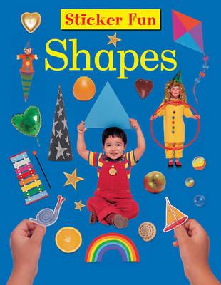 Sticker Fun - Shapes (Paperback)