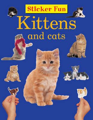 Sticker Fun - Kittens & Cats (Paperback)
