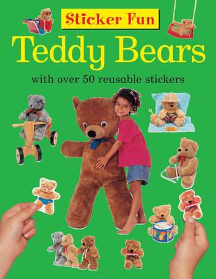 Sticker Fun - Teddy Bears (Paperback)