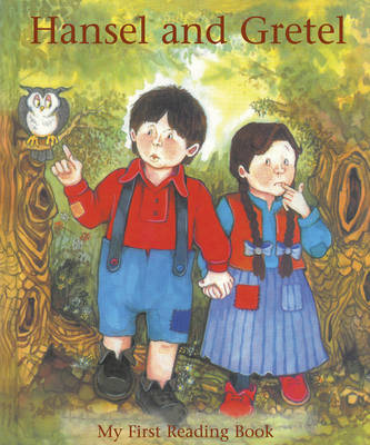 Hansel and Gretel - My First Reading Book (Paperback)