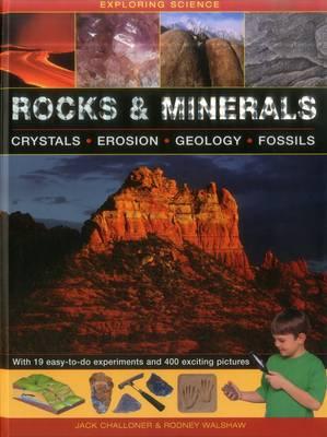 Exploring Science: Rocks & Minerals (Hardback)