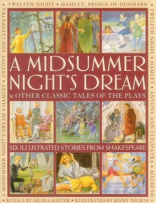 Midsummer Night's Dream & Other Classic Tales of the Plays (Paperback)