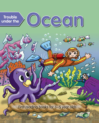 Trouble Under the Ocean (Giant Size) (Board book)