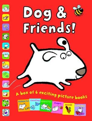 Dogs & Friends!: A Box of 6 Exciting Picture Books (Hardback)