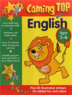 Coming Top: English - Ages 5-6 (Paperback)