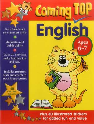 Coming Top: English - Ages 6 - 7 (Paperback)
