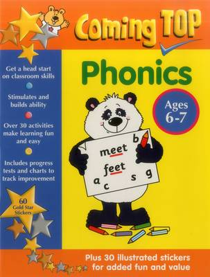 Coming Top: Phonics - Ages 6-7 (Paperback)