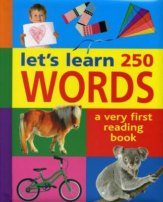 Let's Learn 250 Words (Board book)