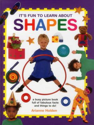 It's Fun to Learn About Shapes (Hardback)