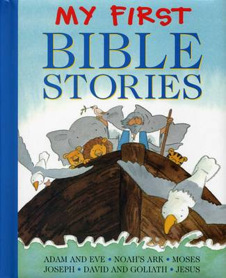 My First Bible Stories (Board book)