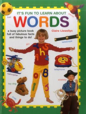 It's Fun to Learn About Words (Hardback)