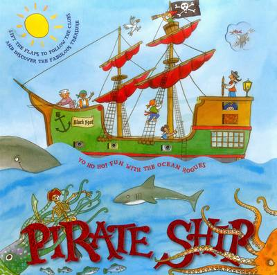 Pirate Ship (Hardback)