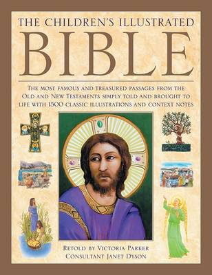 Children's Illustrated Bible (Hardback)