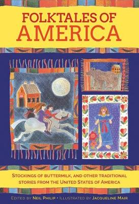 Folktales of America: Stockings of buttermilk: traditional stories from the United States of America (Hardback)