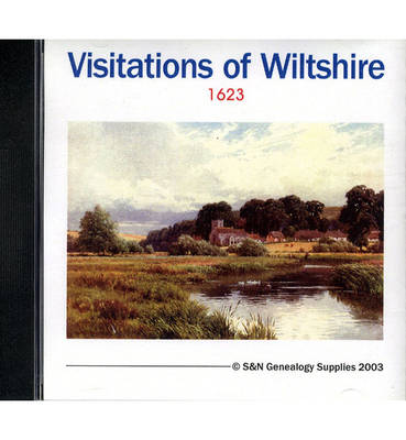 Visitations of Wiltshire 1623 (CD-ROM)