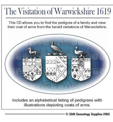 The Visitation of Warwickshire 1619 (CD-ROM)