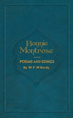 Bonnie Montrose: Poems and Songs (Paperback)