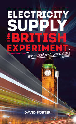 Electricity Supply, The British Experiment: The intentions were good (Paperback)