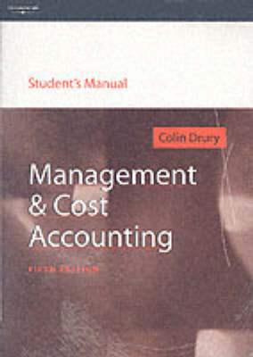 Management and Cost Accounting: Student Pack (Paperback)