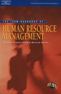 IEBM Handbook of Human Resources Management (Paperback)