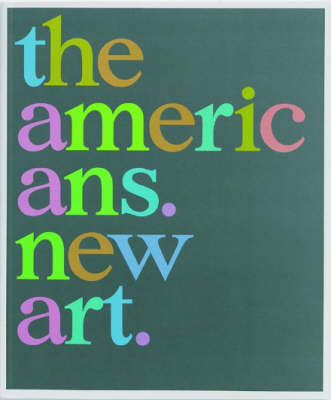 The Americans: New Art (Hardback)