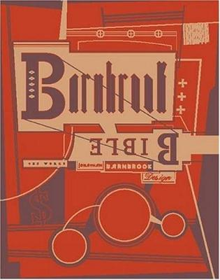 Barnbrook Bible: The Graphic Design of Jonathan Barnbrook (Hardback)